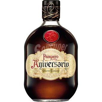 Pampero Ron añejo aniversario reserva exclusiva hecho en Venezuela Botella 70 cl