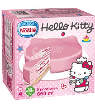 Hello Kitty Tarta hello kitty 495 g