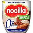Crema de cacao 0% chocoleche duo nocilla, vaso 190 G Vaso 190 g Nocilla