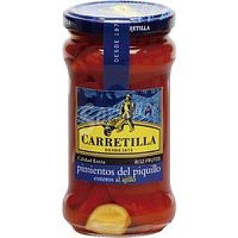 Carretilla Pimiento de piquillo con ajo Frasco 225 g