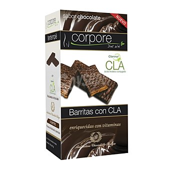 Corpore diet Barritas de chocolate con Cla 5 ud