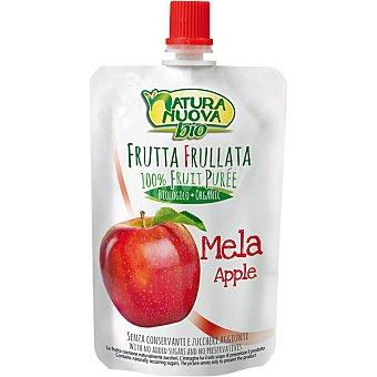 NATURA NUOVA Puré de manzana para beber ecológico formato pouche Envase de 100 g