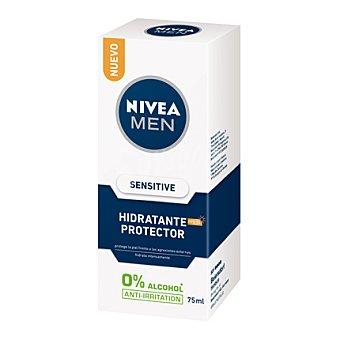 Nivea Crema hidratante sensitive hombre 75 ml