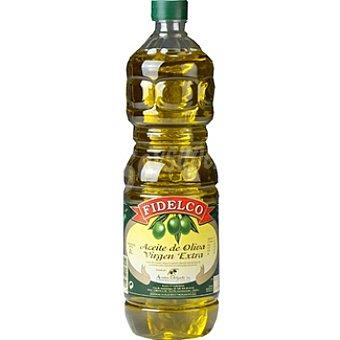 Fidelco Aceite de oliva virgen extra Botella 1 l