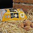 Huevos L de Granja 12 ud Tierra de Sabor