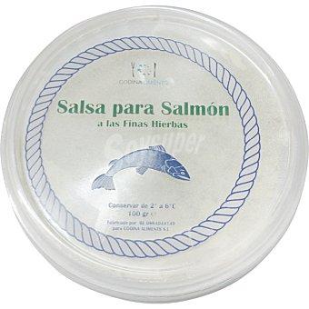 CODINA Salsa a las finas hierbas especial salmón Envase 100 g