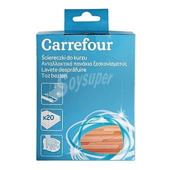 Carrefour Gamuzas atrapapolvo 20 unidades