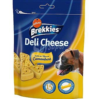 AFFINITY BREKKIES EXCEL Deli Cheese Snack de queso para perros Envase 150 g