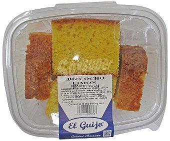 EL GUIJO Bizcocho de limón 350 gramos