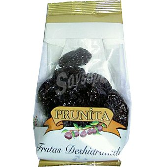 Prunita Ciruelas pasas con hueso Estuche 250 g
