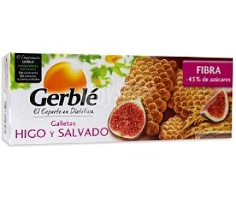Gerblé Galletas de higo y salvado 210g
