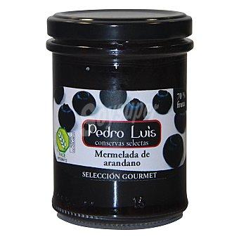 Pedro Luis Mermelada de arándano Gourmet Frasco 220 g