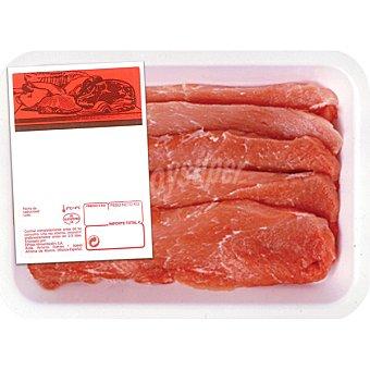 El Corte Inglés Jamón de cerdo en filetes  Bandeja 500 g