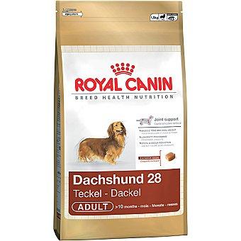 ROYAL CANIN ADULT Teckel alimento completo especial para perros de raza dachshund Bolsa 15 kg