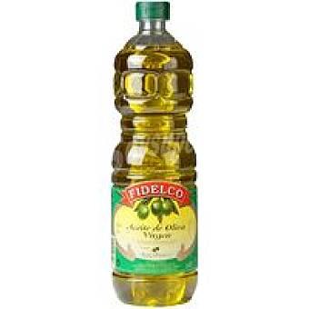 Fidelco Aceite de oliva virgen Botella 1 litro