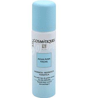 Les Cosmetiques Agua pura facial hidrata refresca y tonifica 50 ml