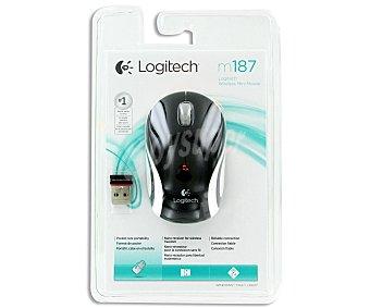 Logitech Ratón sin Cable M187