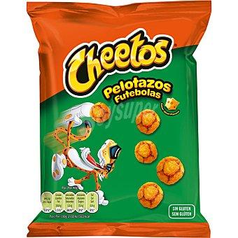 Matutano Snack Pelotazos sabor a queso bolsa 40 g
