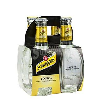 Schweppes Tónica Premium 4x20cl
