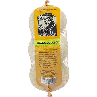 EL VIEJO LABRADOR Cebolla dulce  bolsa 500 g