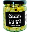 Habitas baby aceite de oliva 150 g Carcar