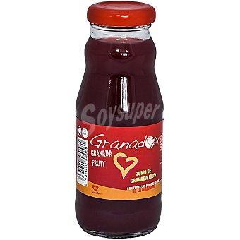 GRANADOX Zumo de granada 100% Envase 200 ml