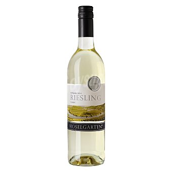 Moselgarten Vino alemán blanco dulce Riesling Classic 75 cl