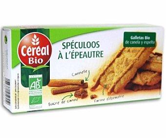 CEREAL BIO Galletas de canela y espelta de cultivo ecológico 125 gramos