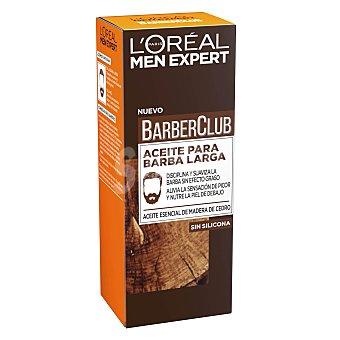 L'Oréal Men Expert Aceite para barba larga Barber Club Dosificador 30 ml