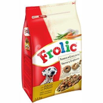 Frolic Alimento seco de pollo 1,5 kg