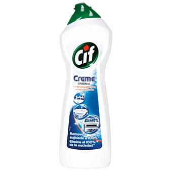 Cif Limpiador desengrasante en crema Botella 750 ml
