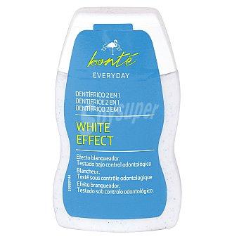 Bonté Dentífrico 2 en 1 efecto blanqueador Bote 100 ml