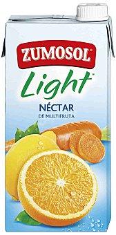 Zumosol Néctar de multifruta light Brik 2 litros