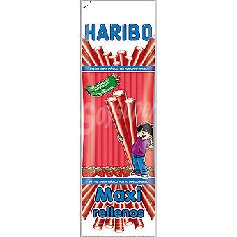 Haribo Tronquitos de regaliz Maxi rellenos Bolsa 200 g