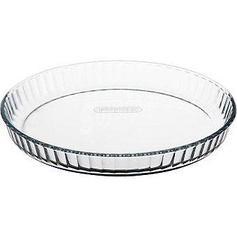 PYREX Classic Vidrio fuente redonda para tarta 27 cm