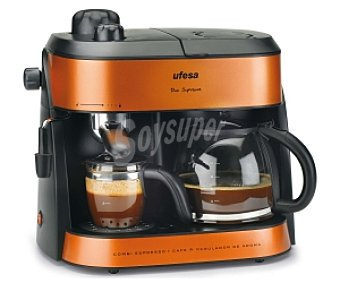 Ufesa Cafetera Expresso Cafetera Exp CK 7355