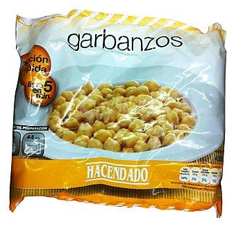 Hacendado Garbanzo congelado Paquete 450 g