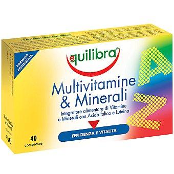 EQUILIBRA Multivitaminas y minerales envase 48 g