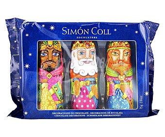 Simón Coll Surtido de figuras de chocolate 75 g