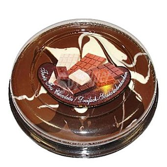 Horno de san juan Tarta de tres chocolates 400 g