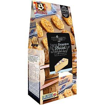 Buiteman Mini galletas saladas con queso gruyere estuche 75 g estuche 75 g