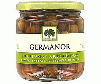Germanor Aceituna Arbequina 195 Gramos