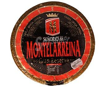 Señorío de Montelarreina Queso de oveja gran reserva en cuña 375 Gramos