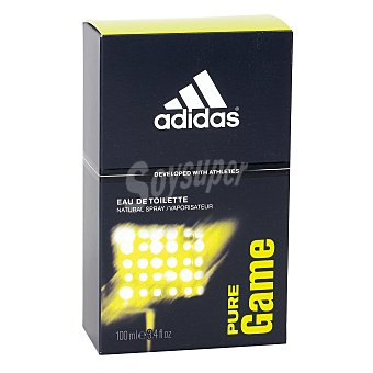 Adidas Colonia Pure Game Man Frasco 100 ml