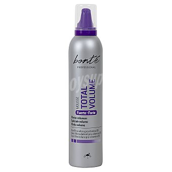 Bonté Mousse volumen total fuerte spray 300 ml Spray 300 ml