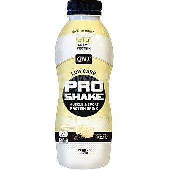 QNT Pro Shake Batido de proteínas sabor vainilla Envase 500 ml