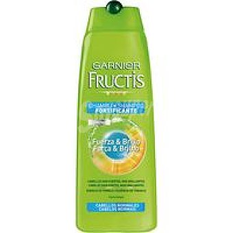 Fructis Garnier Champú fuerza brillo normal Bote 300 ml