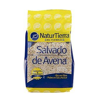 NaturTierra Salvado de Avena Bolsa 350 g