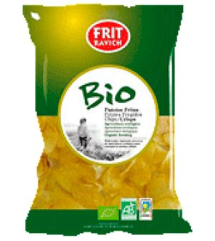 Frit Ravich Patatas fritas eco chips 125 g