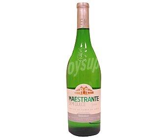 Barbadillo Vino blanco Maestrante semidulce de la Tierra de Cádiz  Botella 75 cl